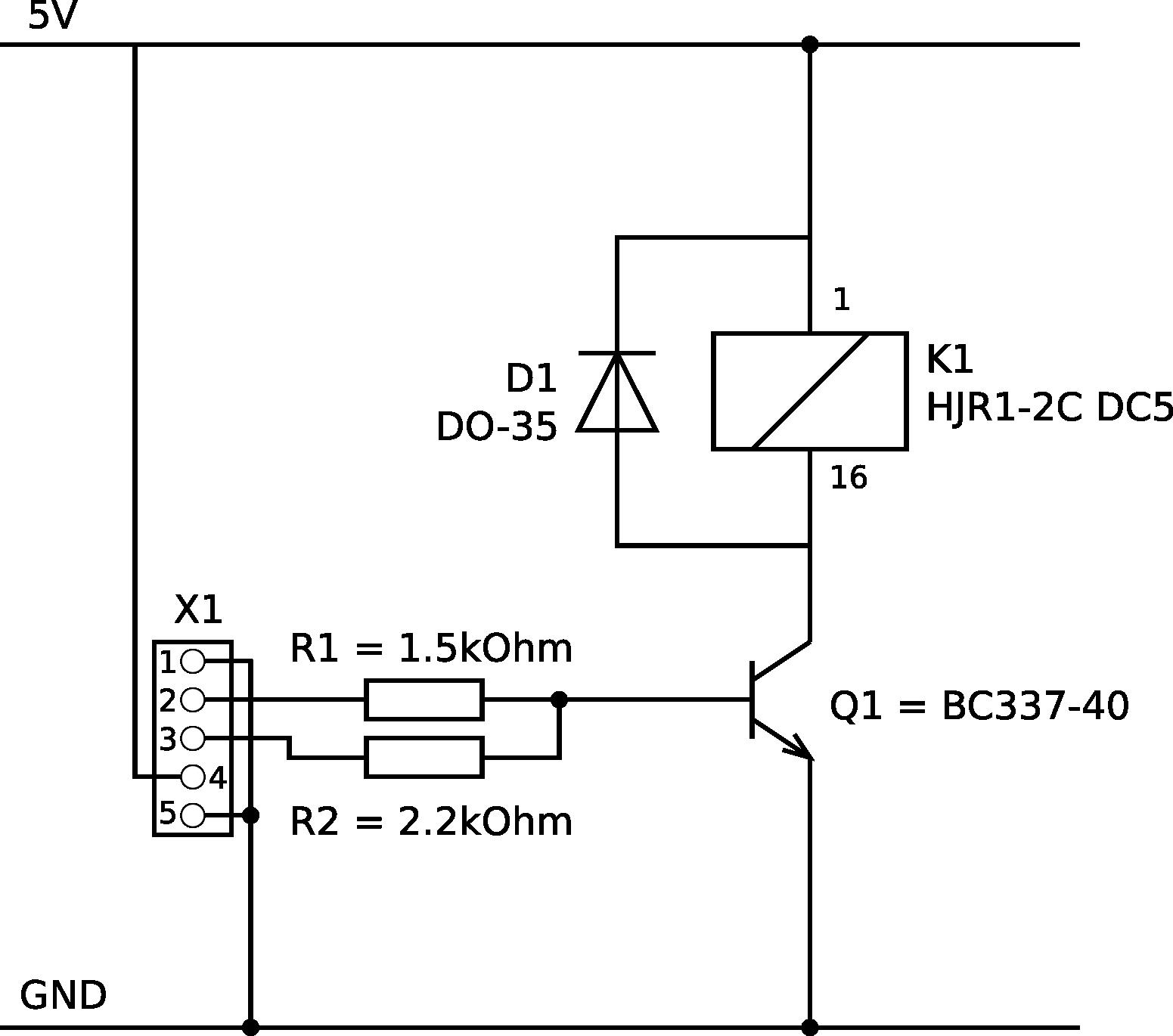 Raspberry-Pi Relais ansteuern – ascii_ch on