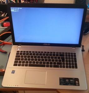 Archlinux auf ASUS X750L mit UEFI installieren – ascii_ch
