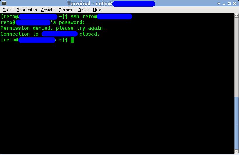 Synology-Diskstation: SSH-Login für Benutzer erlauben – ascii_ch